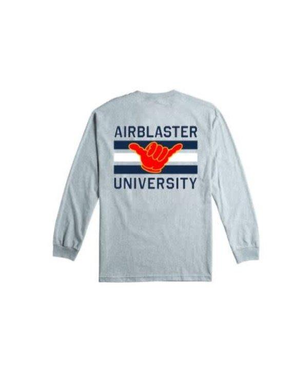 Airblaster - Ouaté homme university crew rado