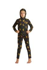 airblaster Airblaster - Sous-vêtement junior ninja suit pizza
