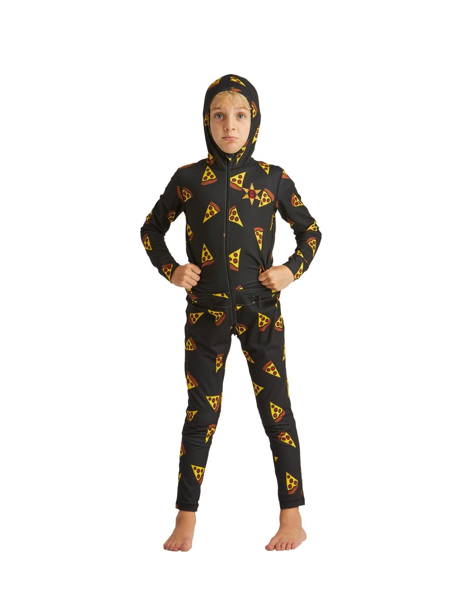 airblaster Airblaster - Sous-vêtement junior ninja suit pizza