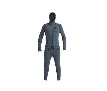 Airblaster - Sous-vêtement homme merino ninja suit black