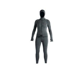 Airblaster - Sous-vêtement femme merino ninja suit black