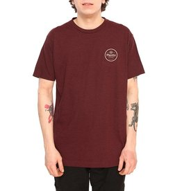 plenty Plenty - T- shirt homme duke crimson heather