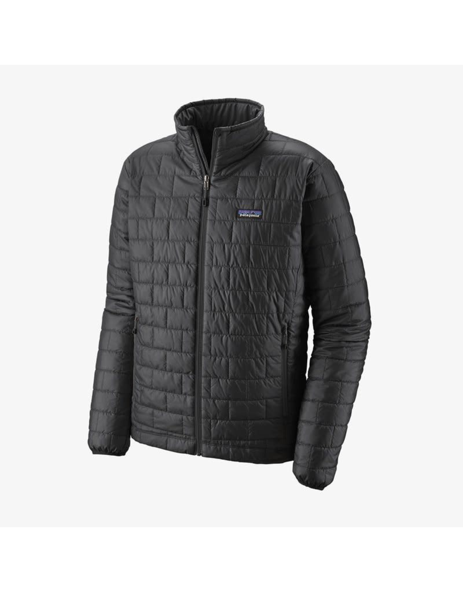 Patagonia Patagonia - Manteau homme nano puff forge grey