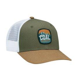 coal Coal - Casquette homme tumalo olive