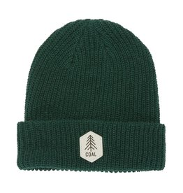 coal Coal - Tuque homme scout dark green