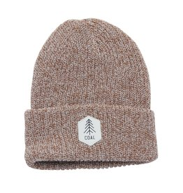 coal Coal - Tuque homme scout light brown