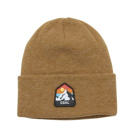 coal Coal - Tuque homme peak heather mustard
