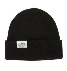 coal Coal - Tuque homme uniform low black