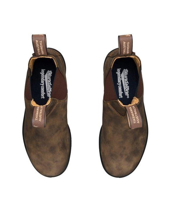 Blundstone - Botte homme classics  chelsea rustic brown #585