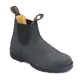Blundstone Blundstone - Botte homme leather lined rustic black