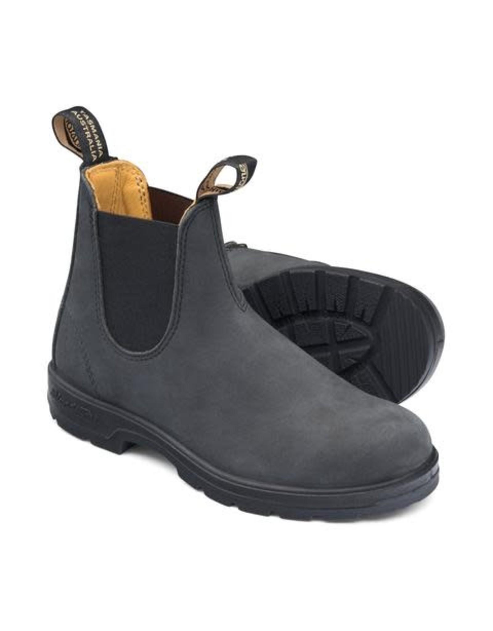 Blundstone Blundstone - Botte homme leather lined rustic black