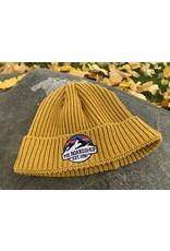 m2 boardshop M2 - Tuque homme fisherman m2 mountain logo gold