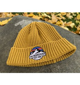 m2 boardshop M2 - Tuque homme fisherman m2 mountain logo gold