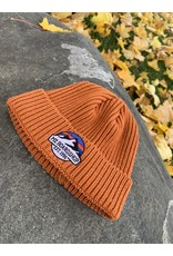 m2 boardshop M2 - Tuque homme fisherman m2 mountain logo rust