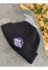m2 boardshop M2 - Tuque homme fisherman m2 mountain logo black