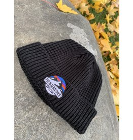 m2 boardshop M2 - Tuque homme fisherman m2 mountain logo black