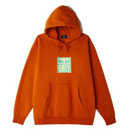 Obey Obey - Ouaté homme stack specialty pumpkin spice