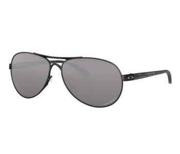 Oakley - Lunette soleil femme feedback polished black/lens prizm black polarized