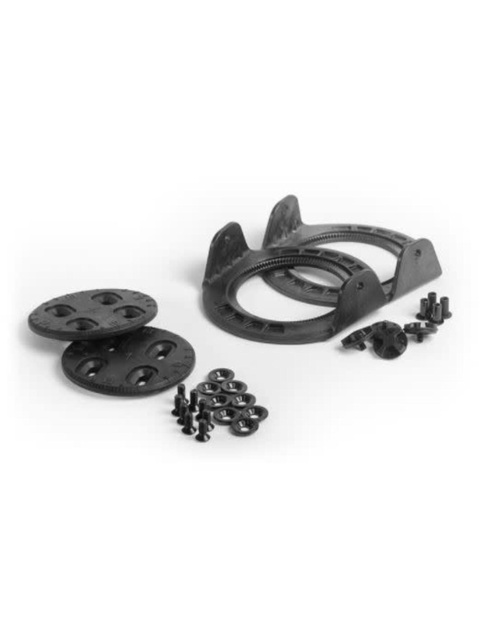 Now Now - King Pin tool less kit nylon black