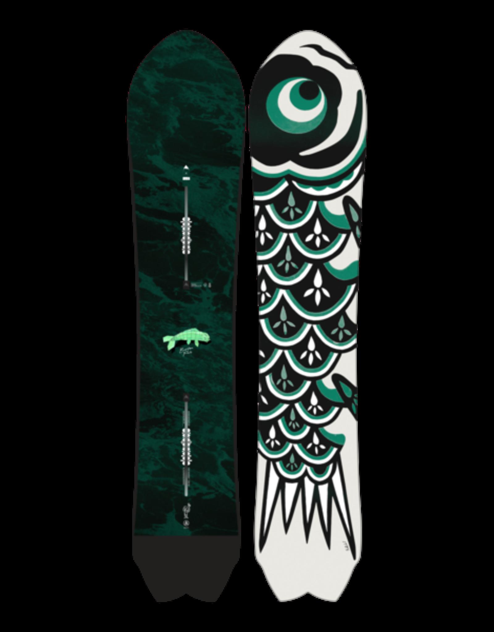 burton Burton - Snowboard homme fish 3d