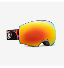 electric Electric - Lunette snowboard homme volcom magna smoke