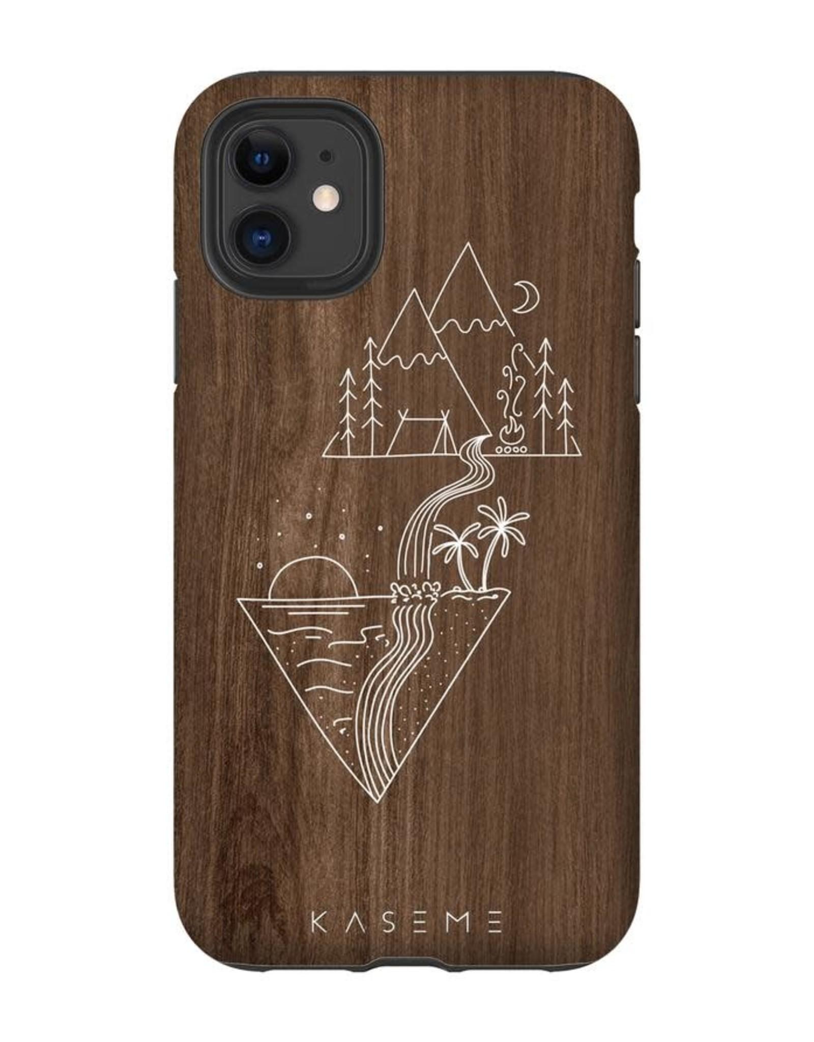 Kaseme Kaseme - Etui cellulaire IPhone biCoastal by kim