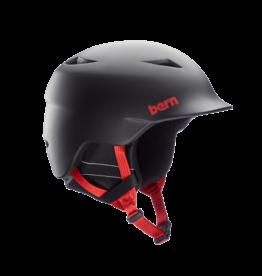 Bern Bern - Casque snowboard junior camino matte black