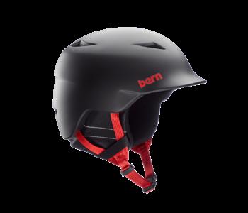 Bern - Casque snowboard junior camino matte black