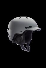 Bern Bern - Casque homme watts matte grey