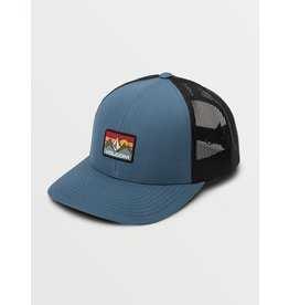 volcom Volcom - Casquette junior stone hill cheese horizon blue