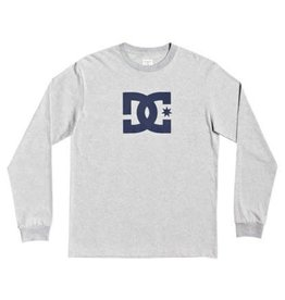 dc Dc - Chandail long homme star heather grey