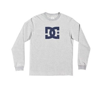 Dc - Chandail long homme star heather grey