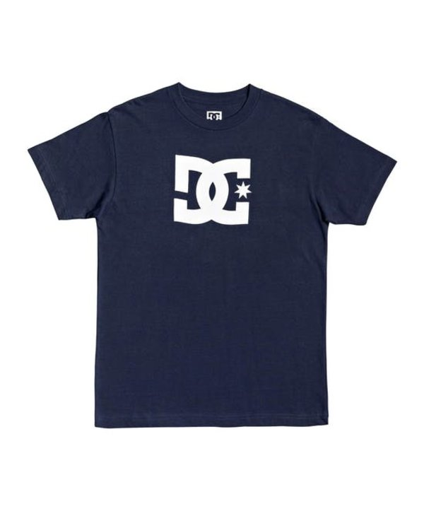 Dc - T-shirt homme star navy