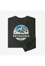 Patagonia Patagonia - Chandail long homme fitz roy scope responsibili-tee kelp forest
