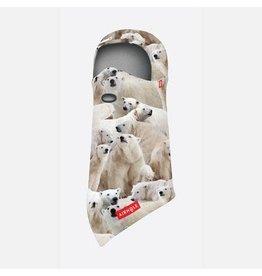 airhole Airhole - Balaclava junior hinge polar bears
