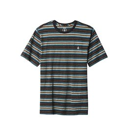 volcom Volcom - T-shirt junior moorley crew black
