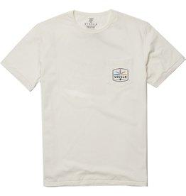 Vissla Vissla - T-shirt homme cosmic garden upcycled bone