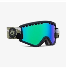 electric Electric - Lunette snowboard junior egv.k camo lens brose green chrome
