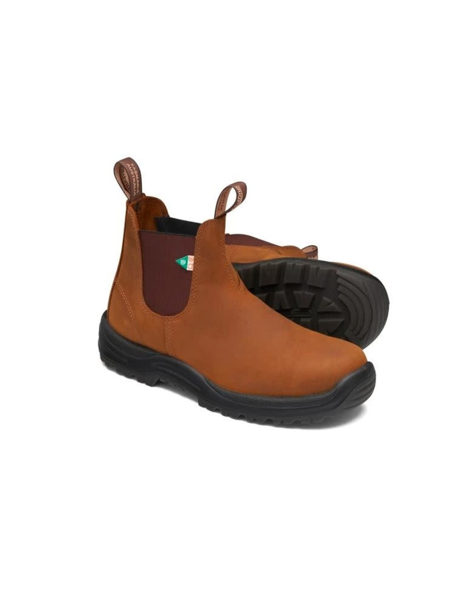 Blundstone Blundstone - Botte homme csa greenpatch crazy horse brown