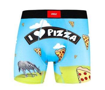 Undz - Boxer junior I love pizza