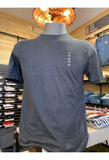 luxey Luxey - T-shirt homme up/side down heather charcoal