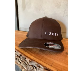 Luxey - Casquette homme classic curve charcoal
