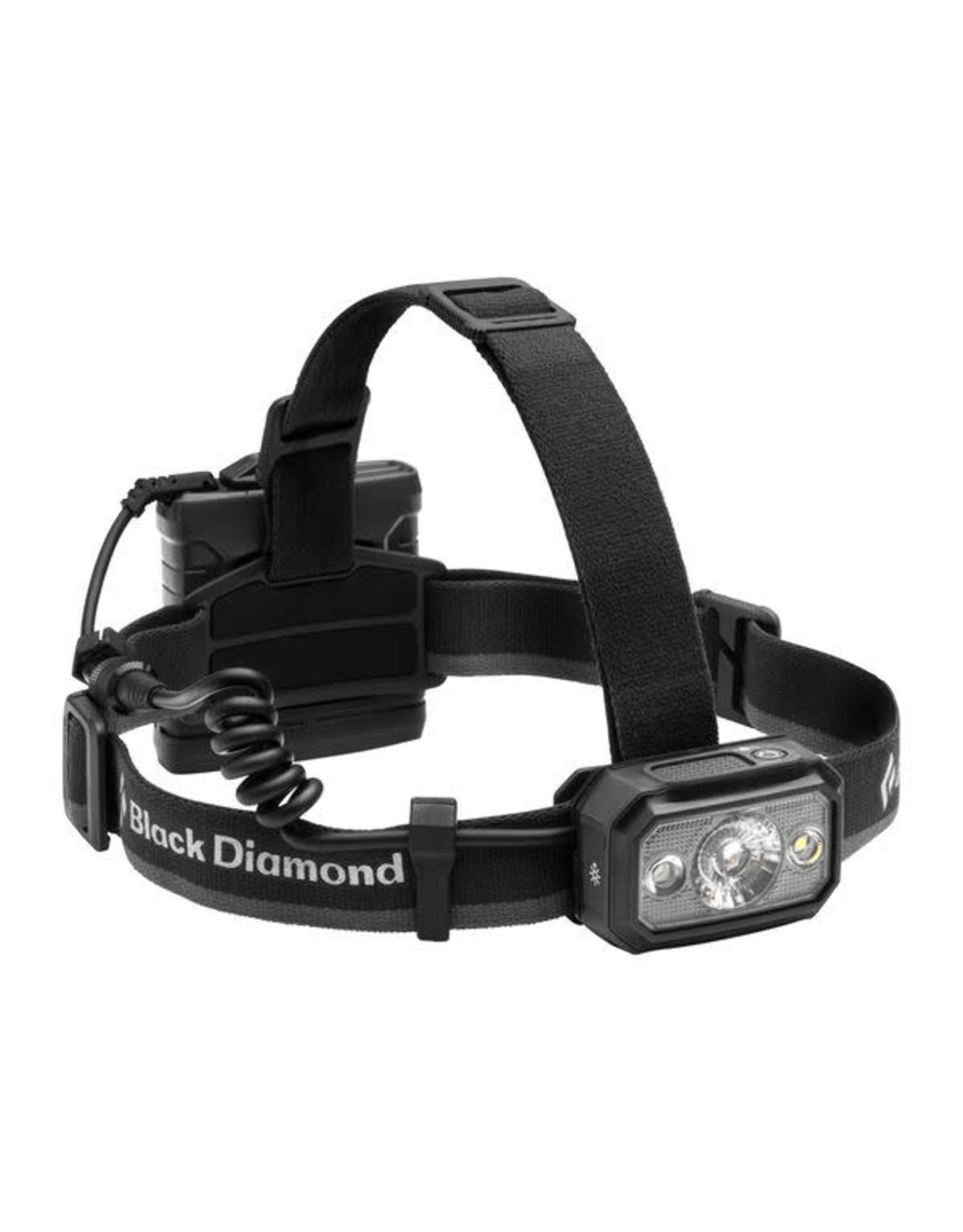 Black Diamond Black Diamond - Lampe frontale icon 700 graphite