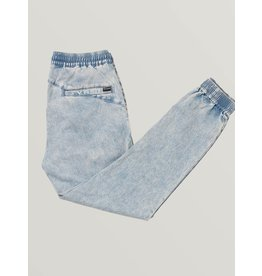 volcom Volcom - Pantalon homme frickin slim jogger cloud blue