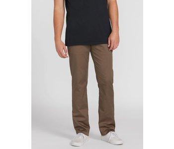 Volcom - Pantalon homme frickin modern stretch mushroom