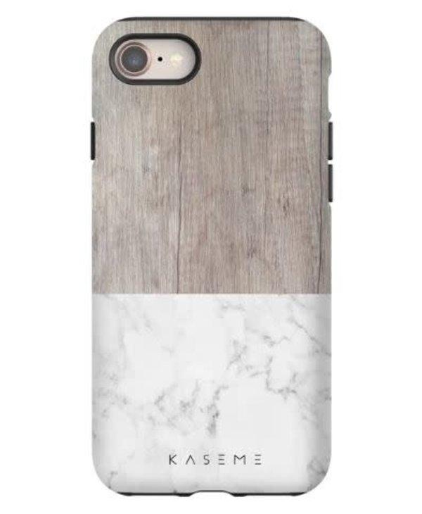 Kaseme - étui cellulaire iPhone birch