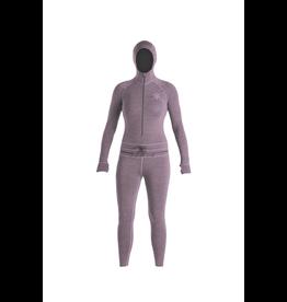 airblaster Airblaster - Sous-vêtement femme merino ninja suit dark lavender