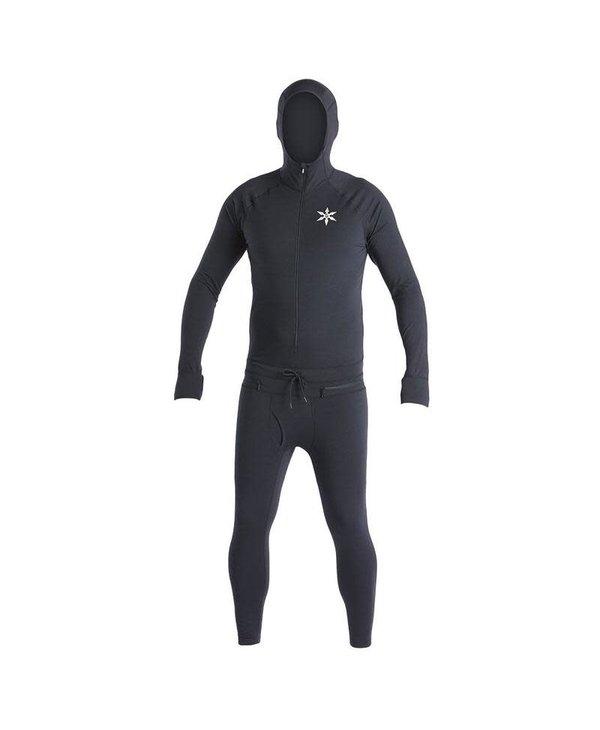 Airblaster - Sous-vêtement homme merino classic ninja suit black