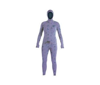 Airblaster - Sous-vêtement femme merino classic ninja suit he lavender