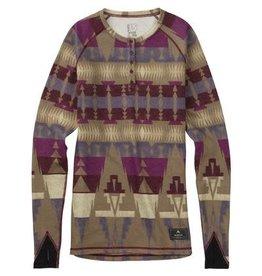 burton Burton - Sous-vêtement femme chandail  expédition wool
